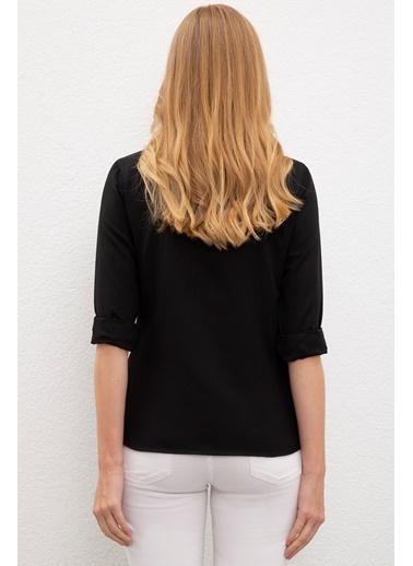 U.S. Polo Assn. Gömlek Siyah